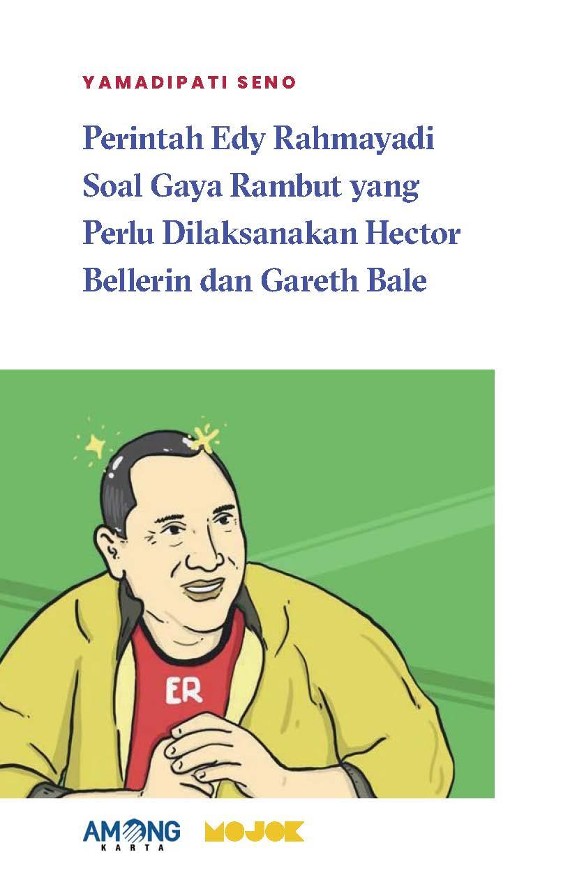Perintah Edy Rahmayadi soal gaya rambut yang perlu dilaksanakan Hector Bellerin dan Gareth Bale [sumber elektronis]