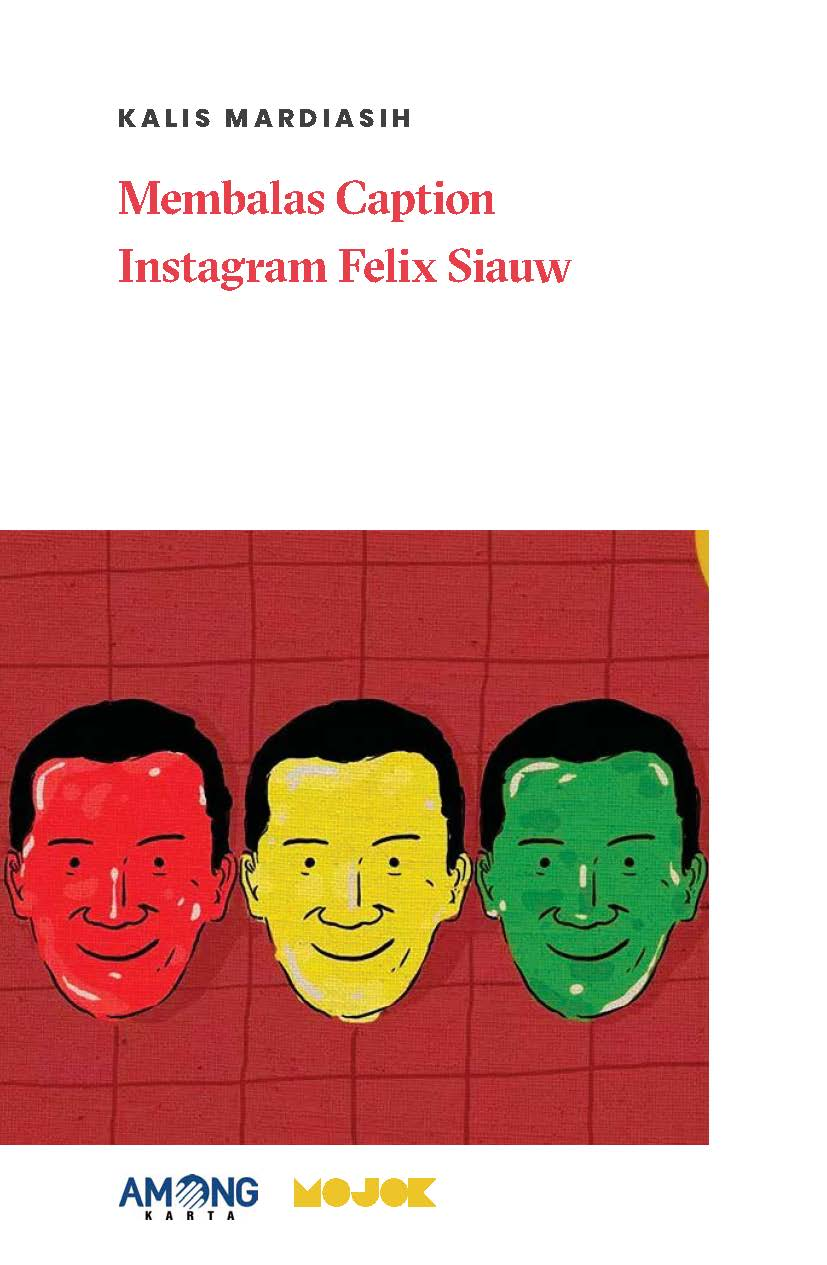 Membalas caption Instagram Felix Siauw [sumber elektronis]