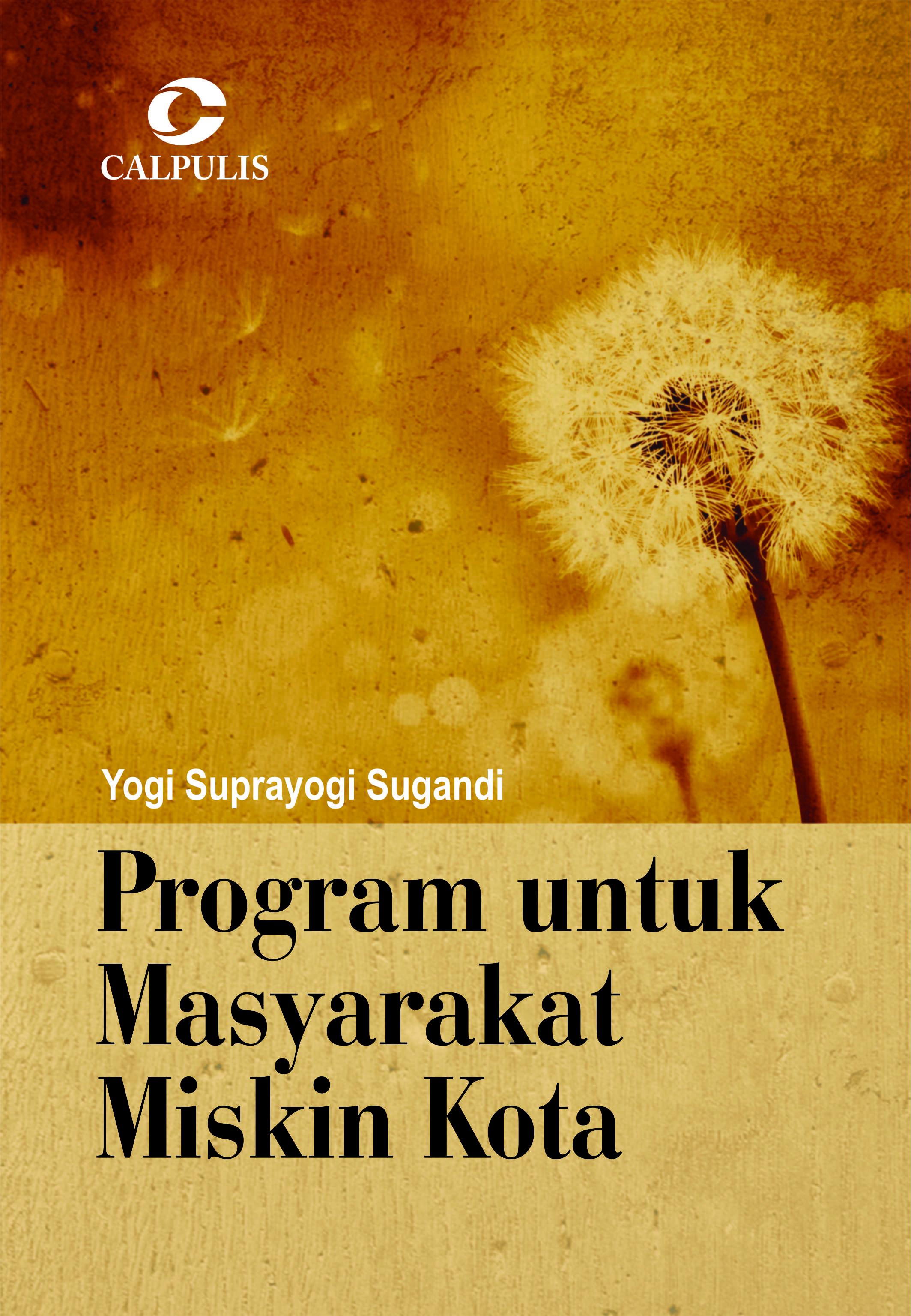 Program untuk Masyarakat Miskin Kota