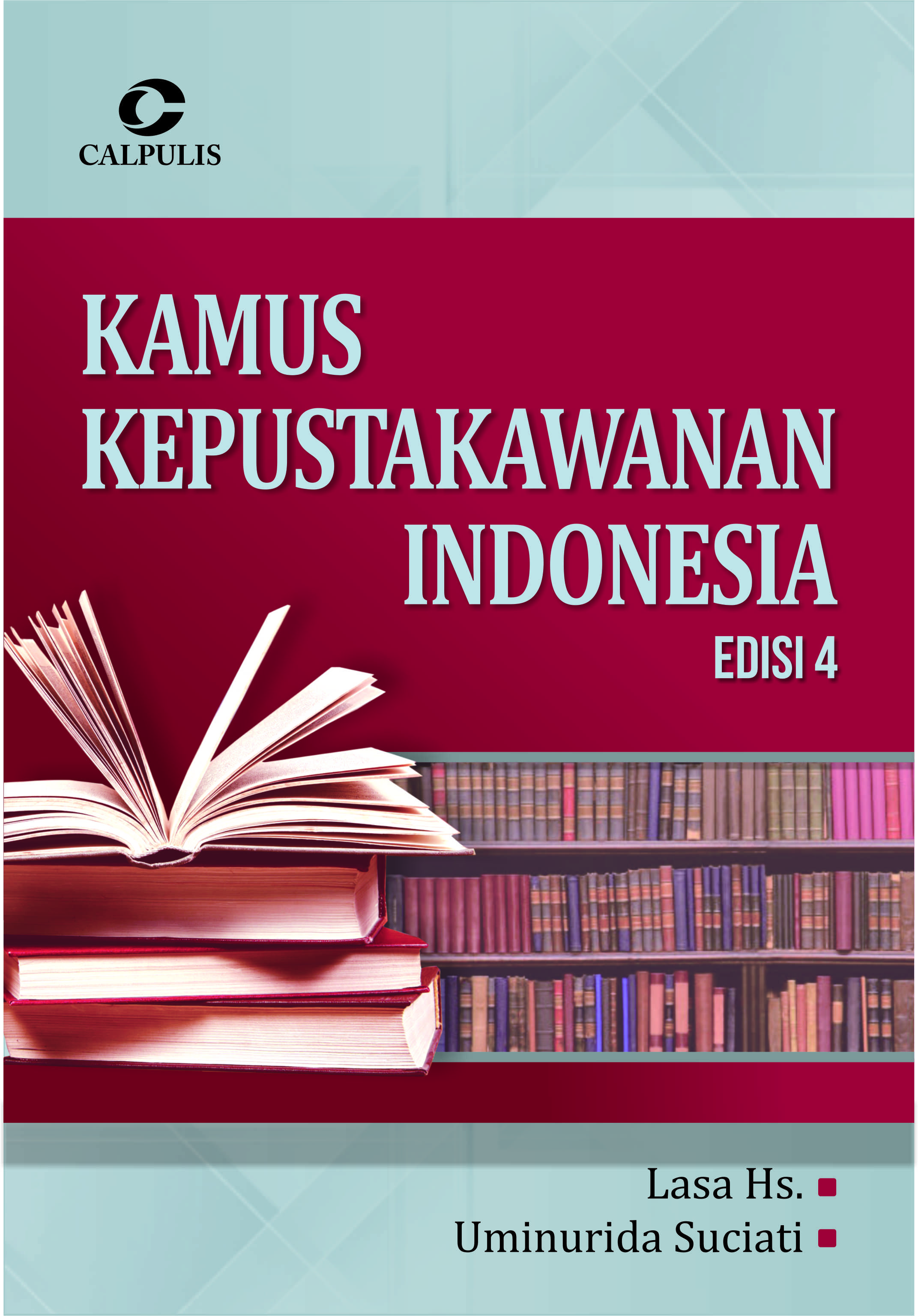 Kamus Kepustakawanan Indonesia Edisi 4
