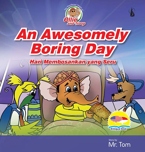 An awesomely boring day [sumber elektronis]