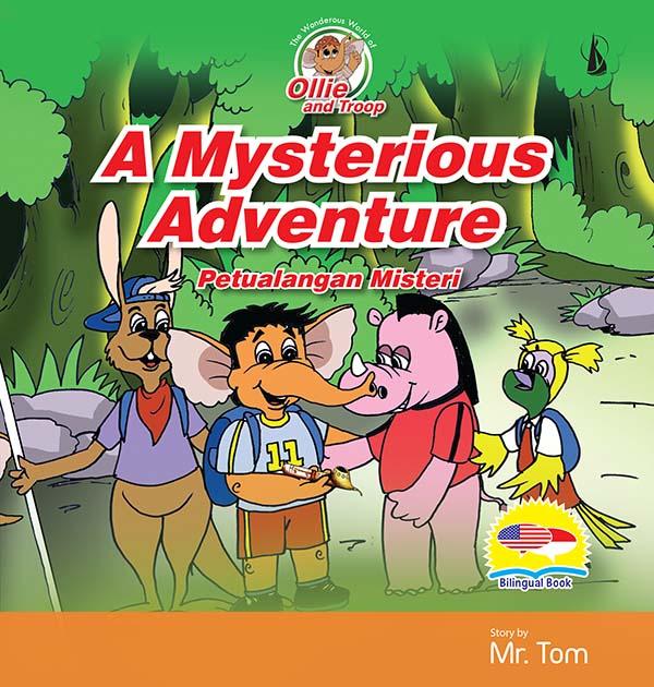 A Mysterious adventur [sumber elektronis]