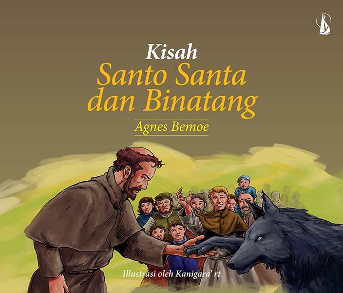 Kisah Santo Santa dan binatang [sumber elektronis]