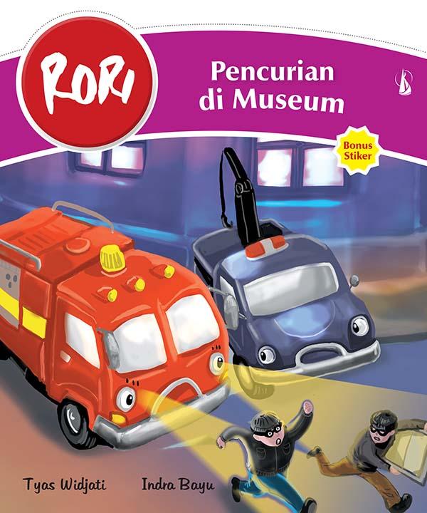 Pencurian di museum [sumber elektronis]