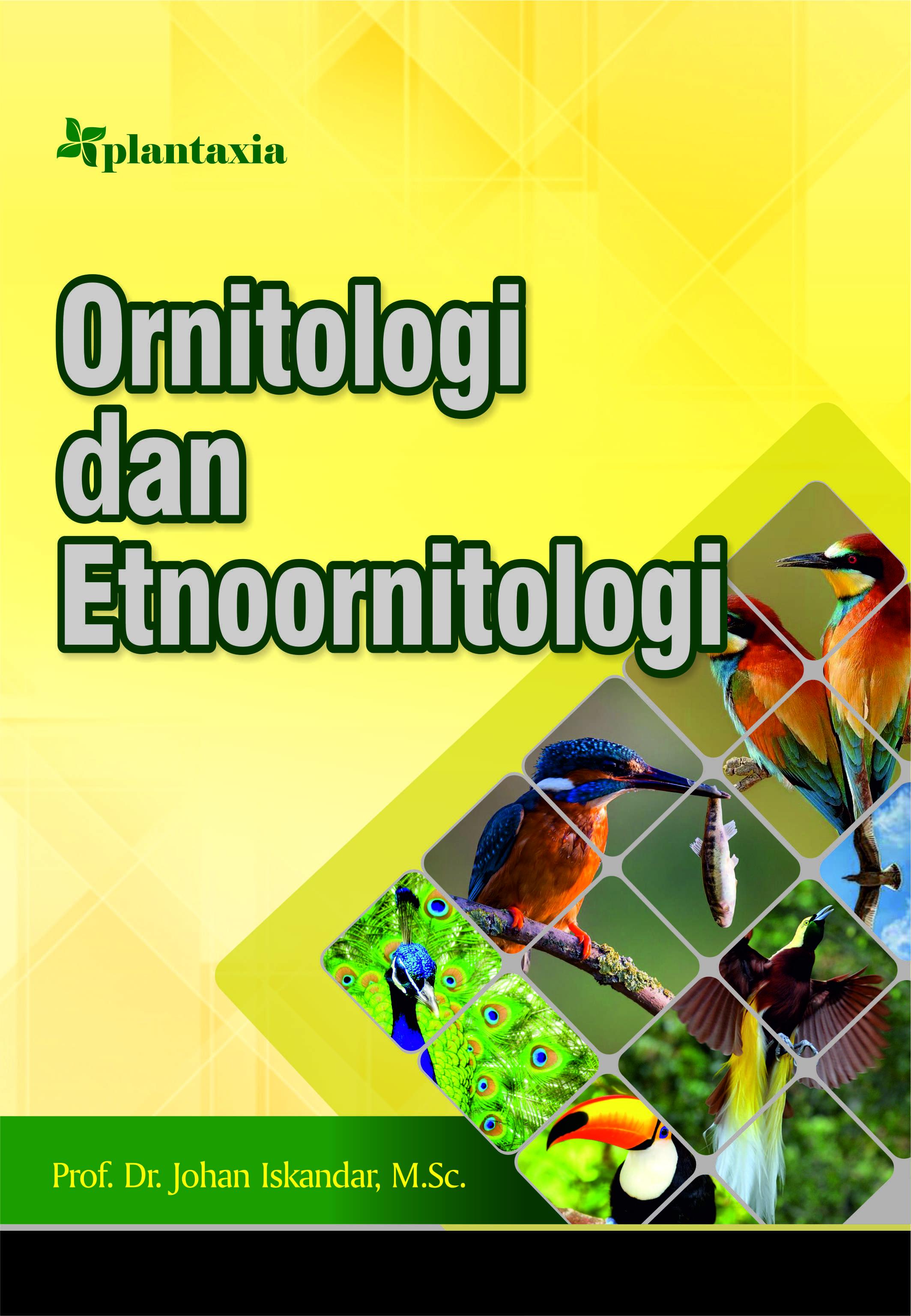 Ornitologi dan Etnoornitologi