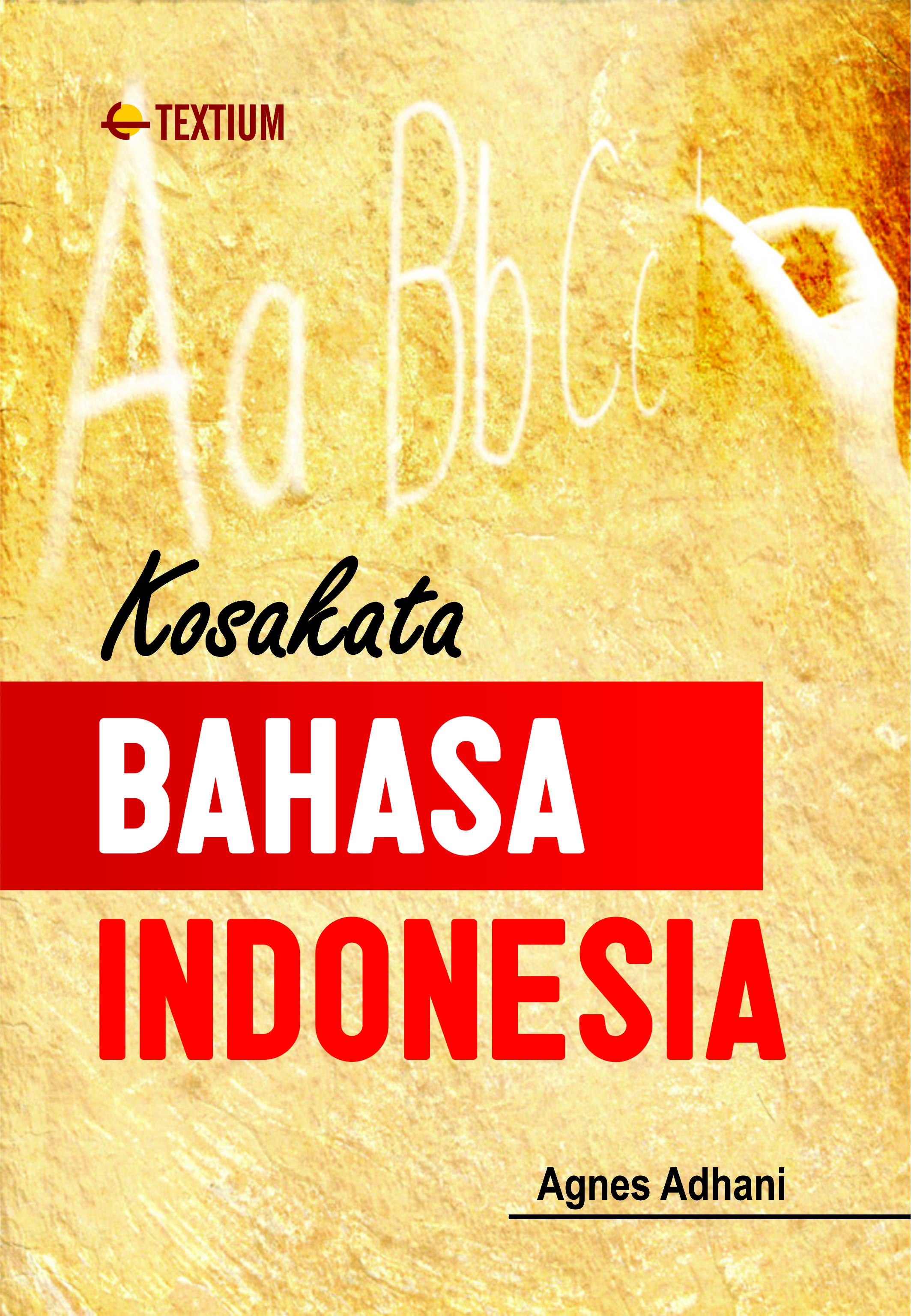 Kosakata Bahasa Indonesia