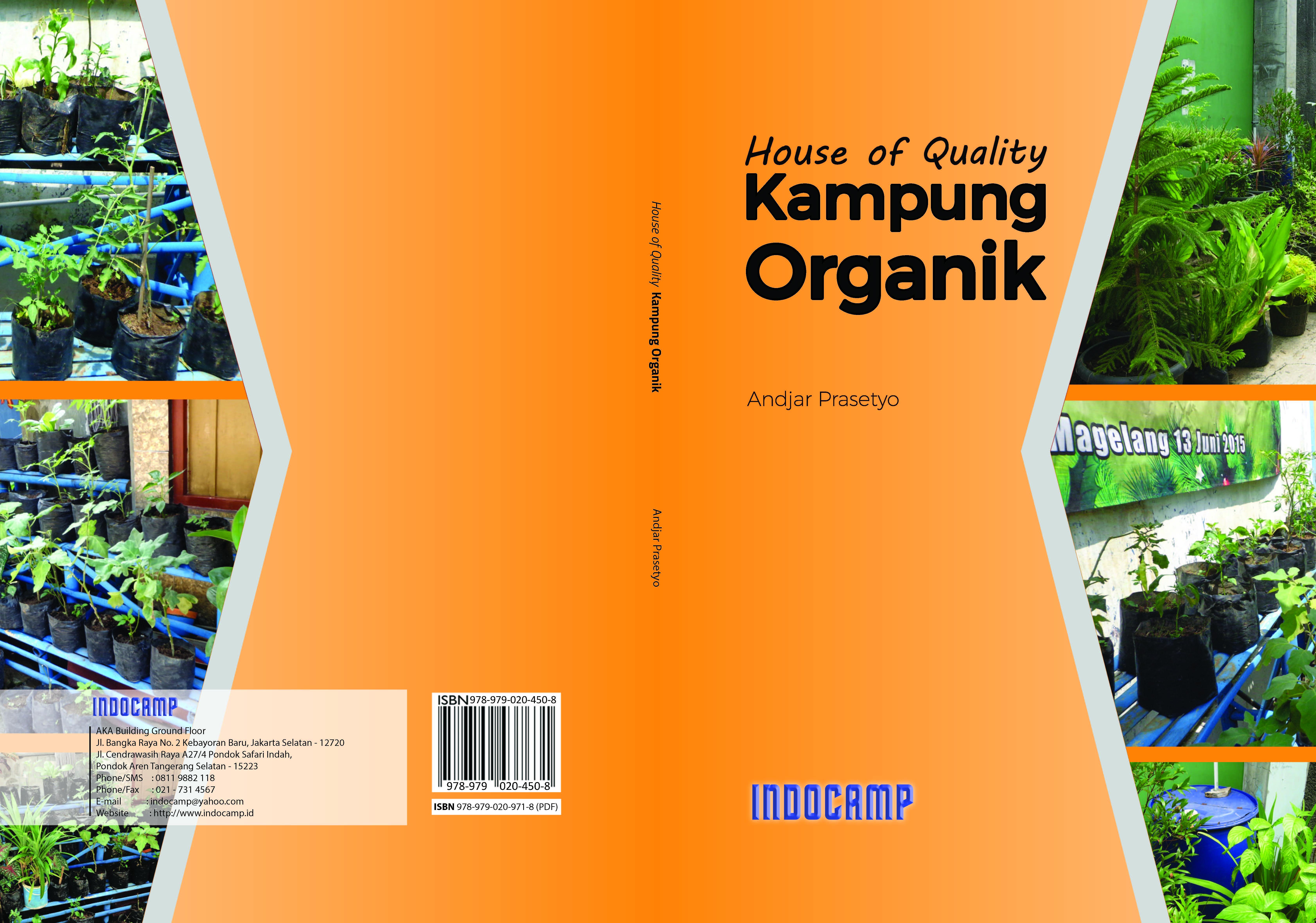 House of quality kampung organik [sumber elektronis]