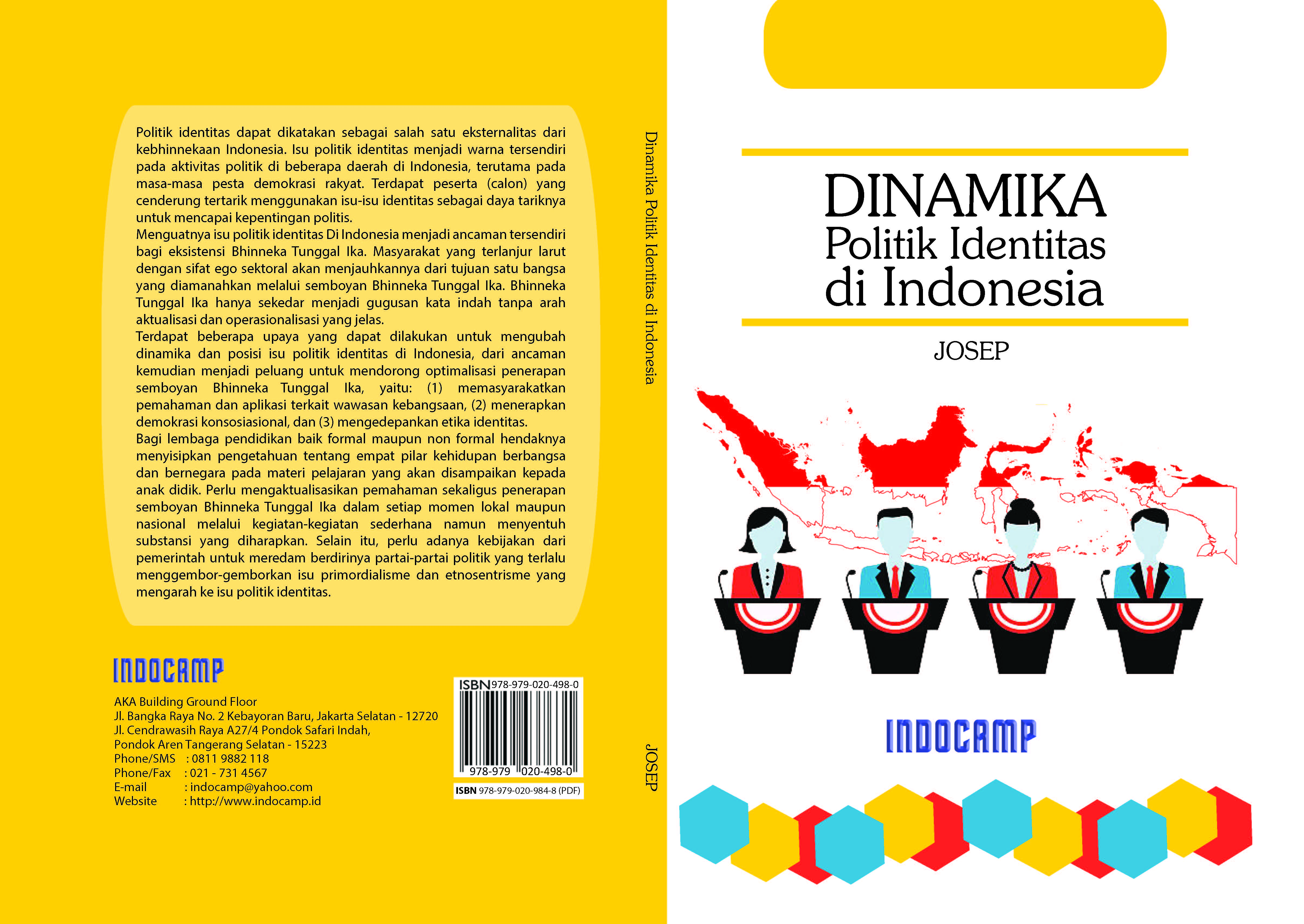 Dinamika politik identitas di Indonesia [sumber elektronis]