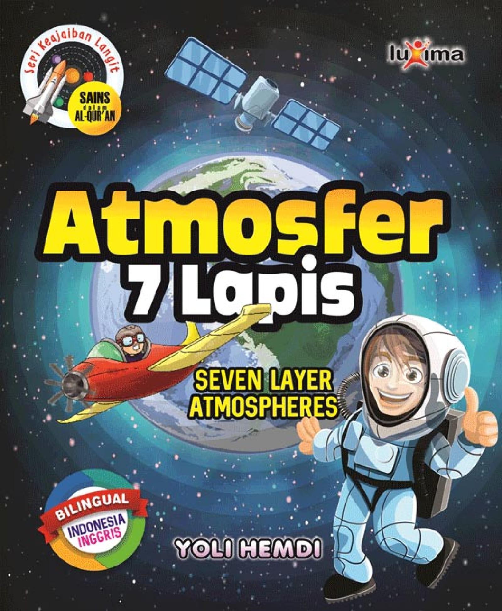 Atmosfer 7 lapis [sumber elektronis] = Seven layer atmospheres