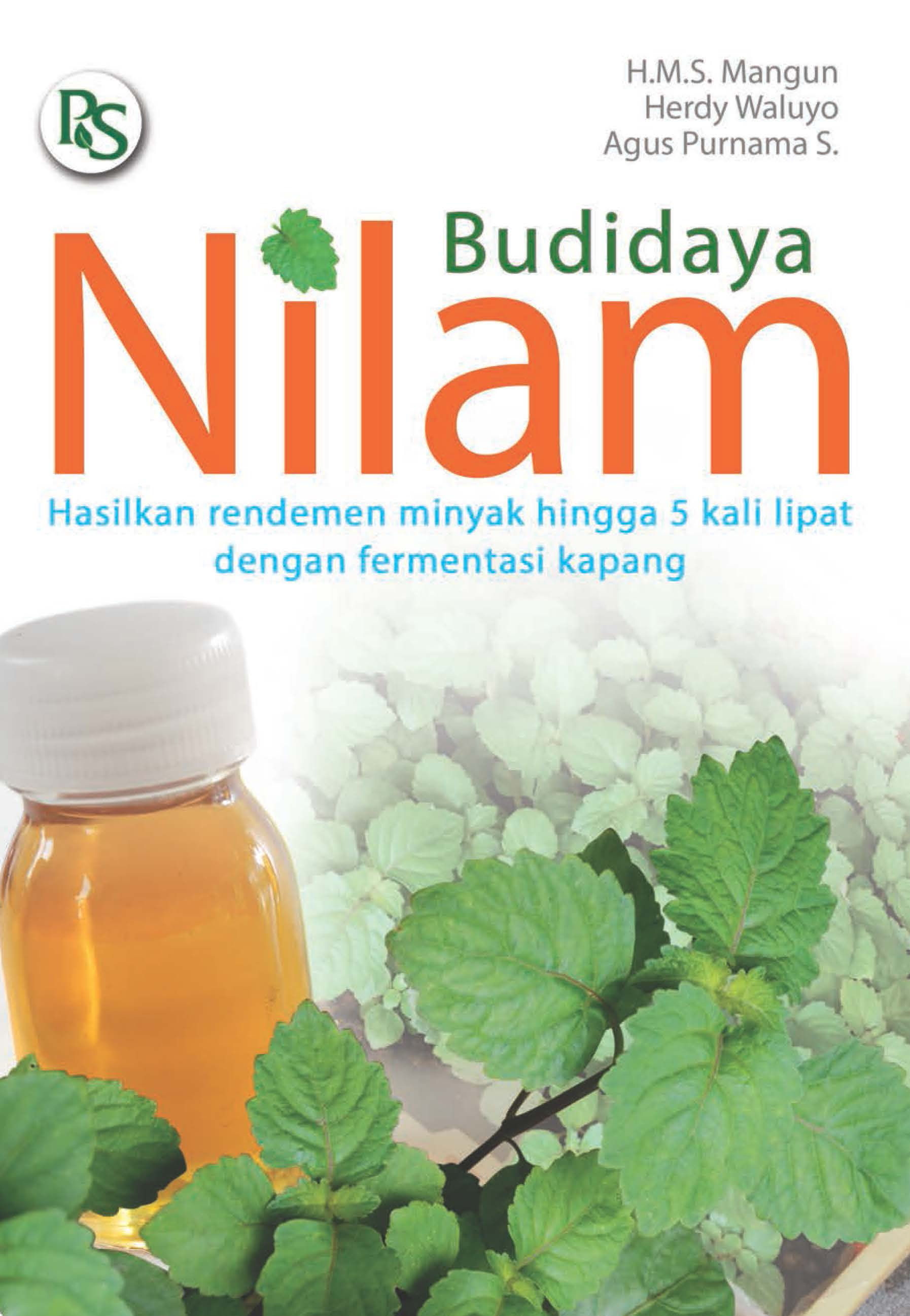 Budidaya nilam [sumber elektronis]