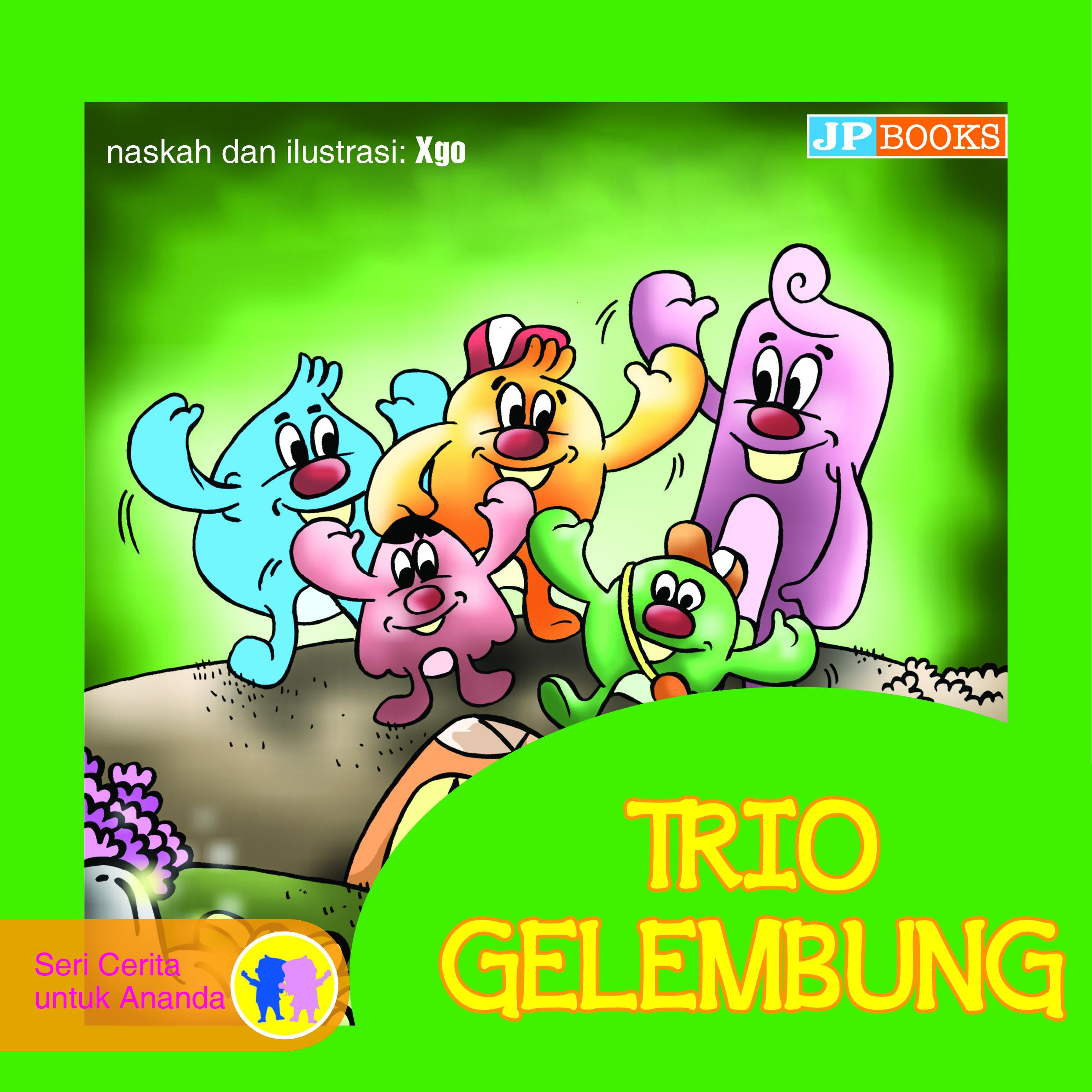 Trio gelembung [sumber elektronis]