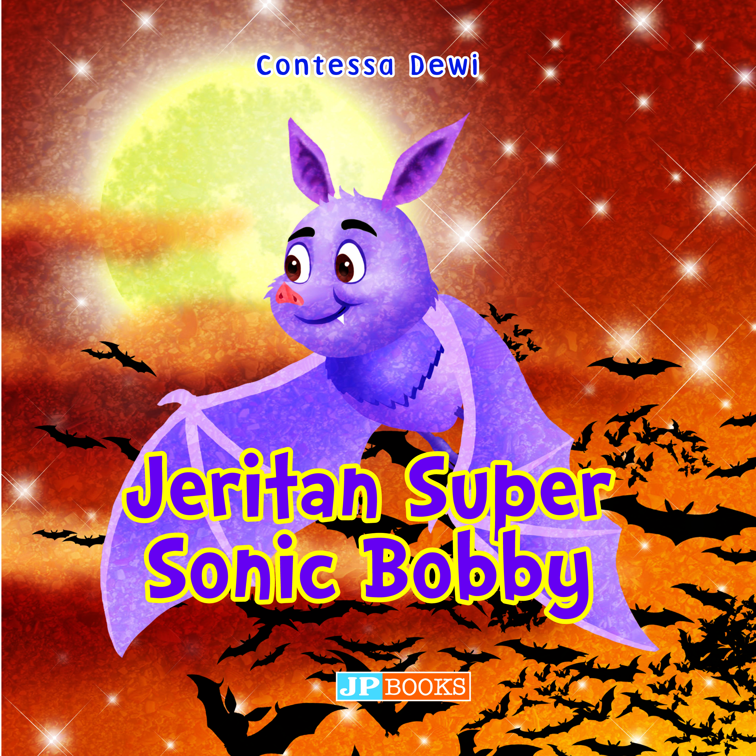 Jeritan super sonic Bobby [sumber elektronis]