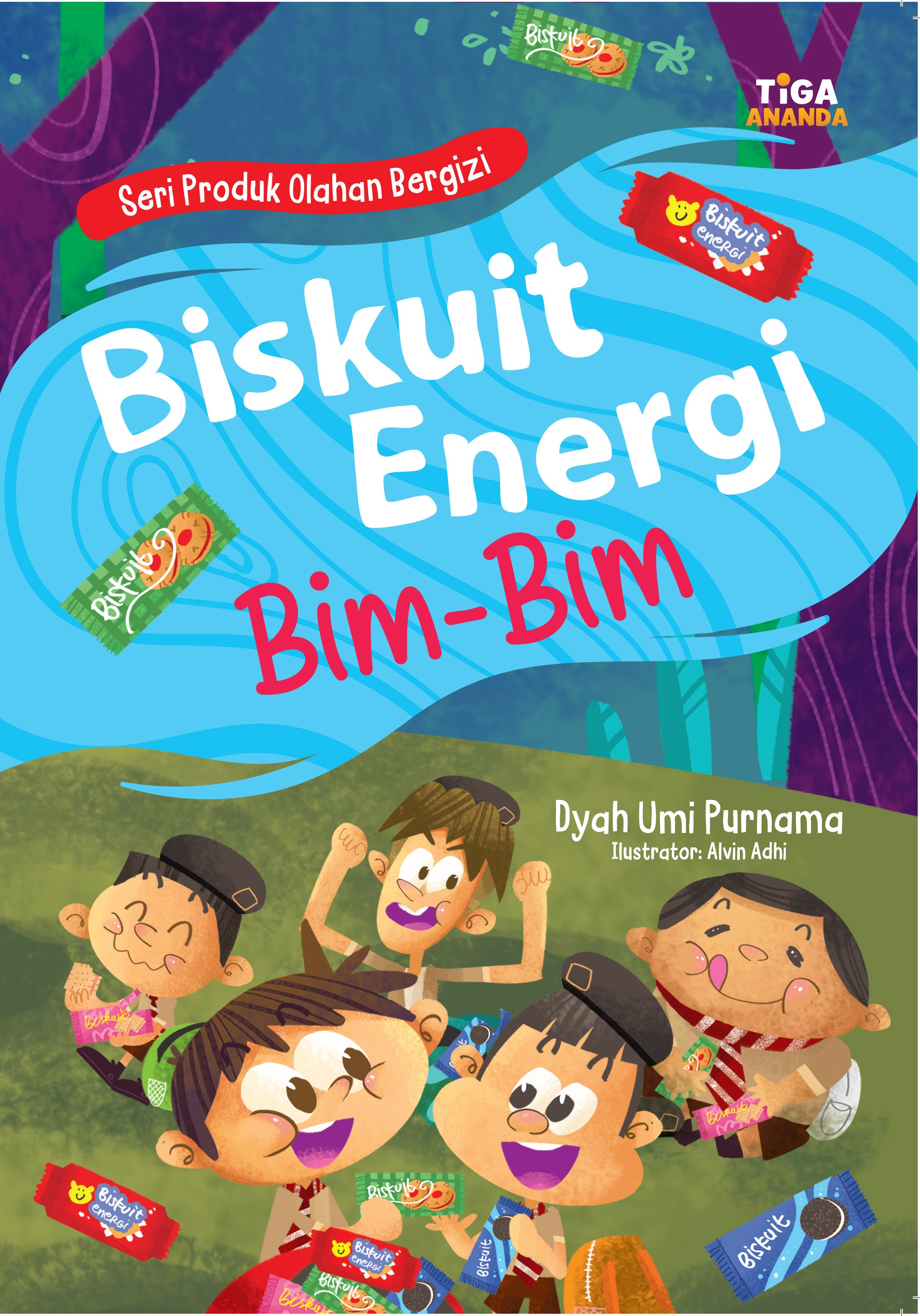 Biskuit energi Bim-bim [sumber elektronis]