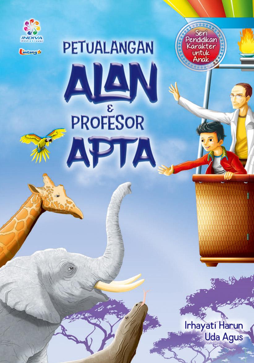 Petualangan Alan & profesor Apta [sumber elektronis]