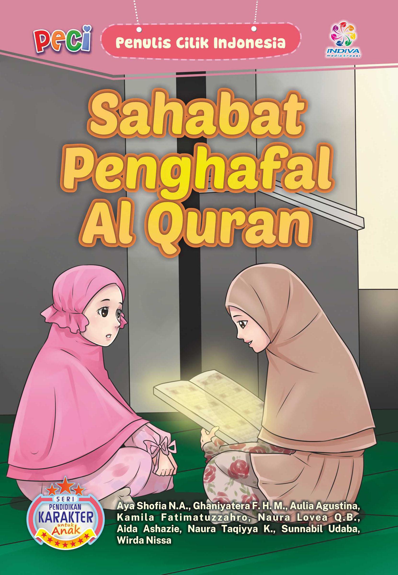 Sahabat penghafal Al Quran [sumber elektronis]
