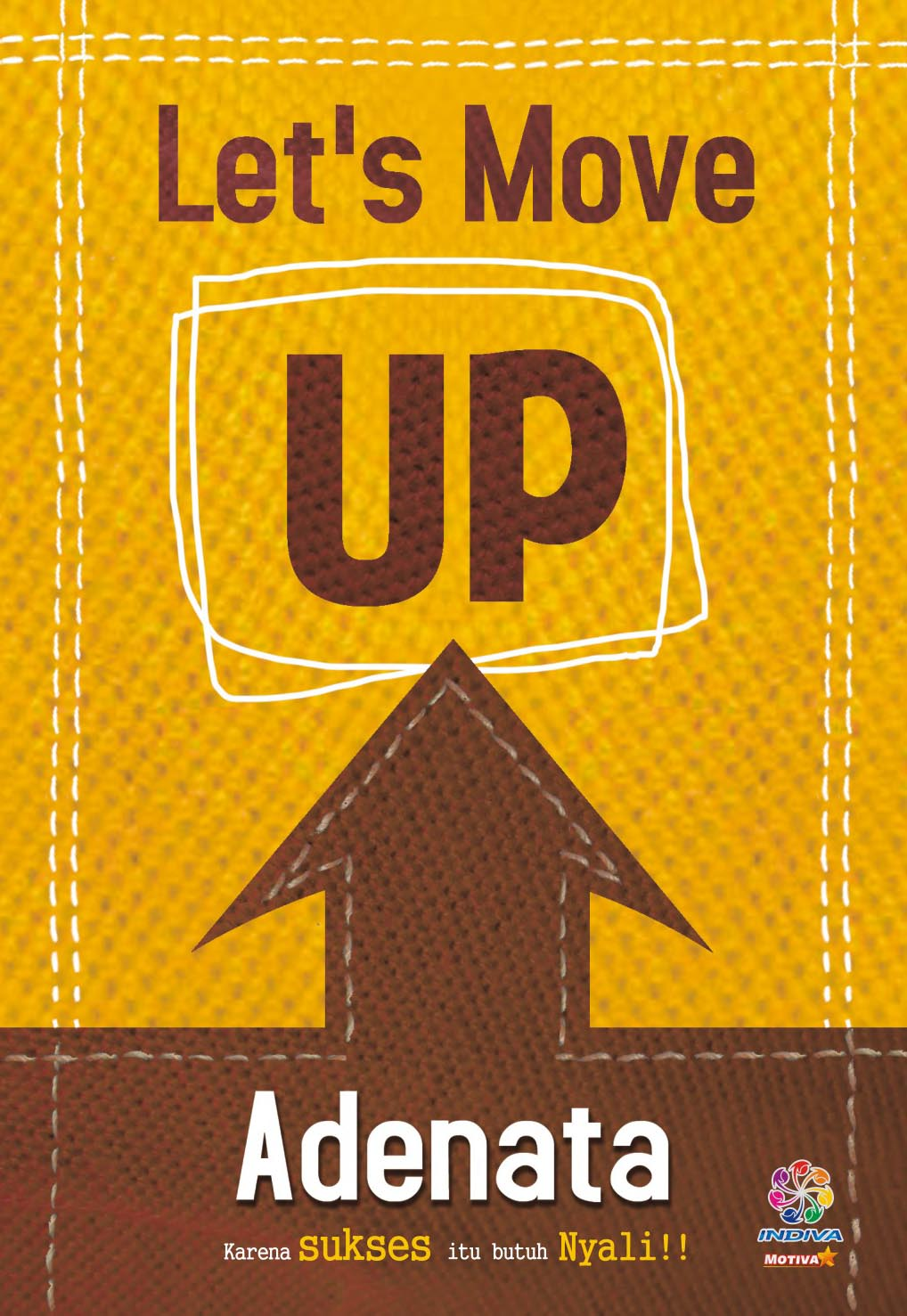 Let's move up [sumber elektronis]