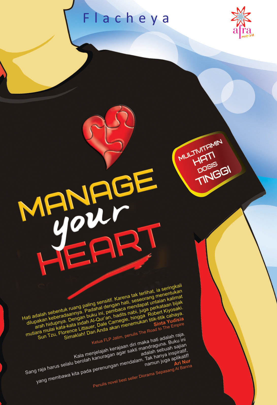 Manage your heart [sumber elektronis[