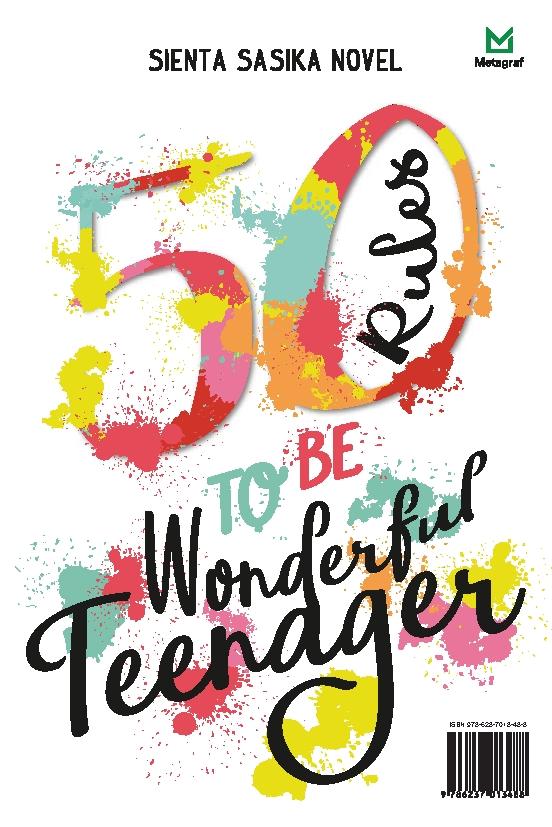50 rules to be wonderful teenager [sumber elektronis]