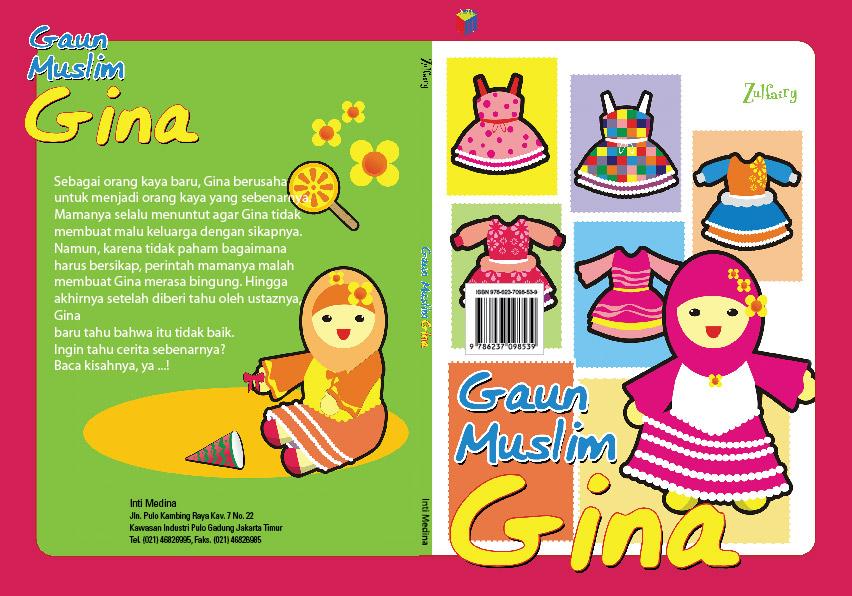 Gaun muslim Gina [sumber elektronis]